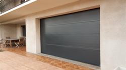 Porte de garage Dijon sectionnelle - Installation et maintenance