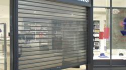 Rideau métallique transparent La Toulousaine Dijon